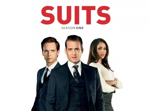 مسلسل Suits مترجم كامل